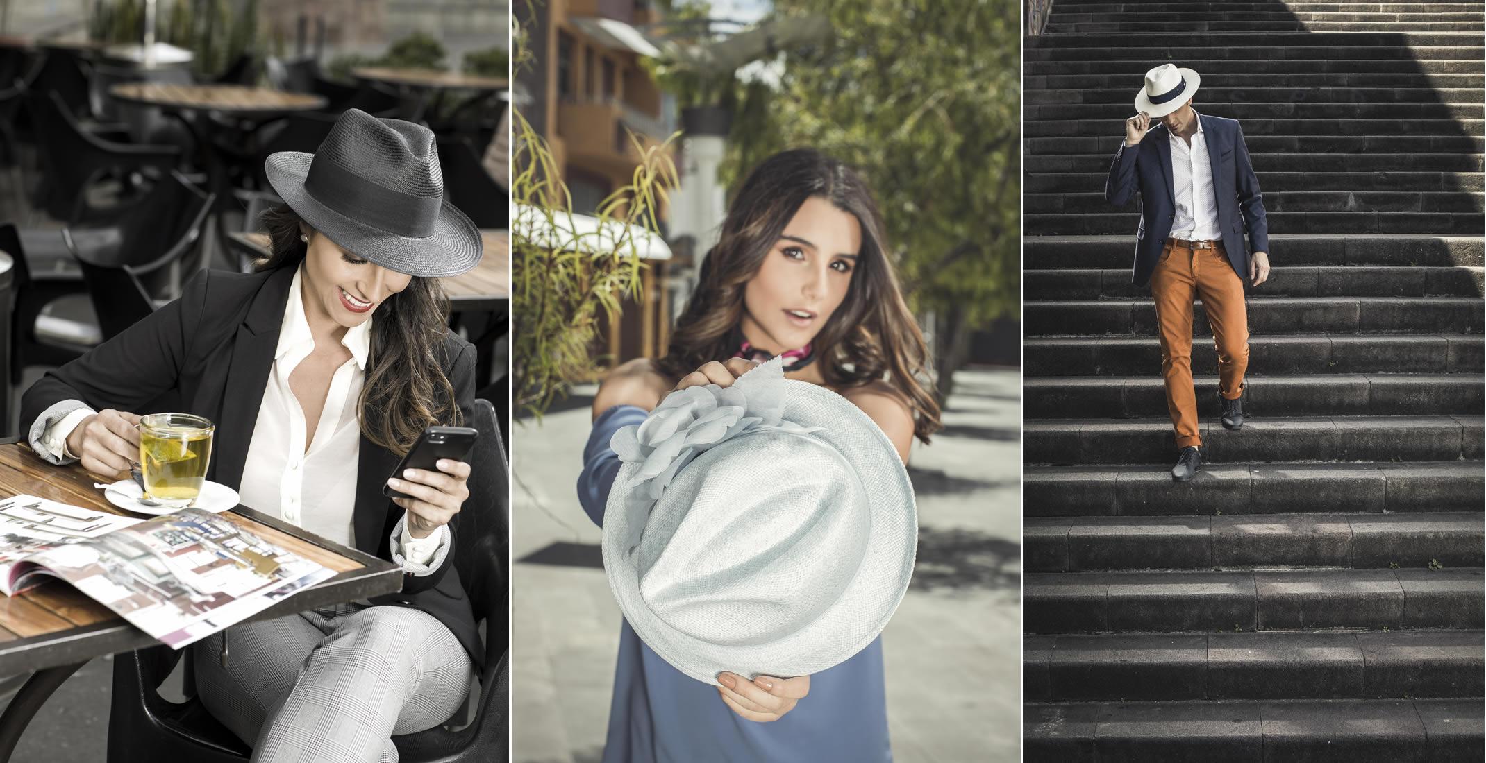 Homero Ortega Panama hats